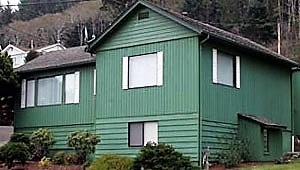 Green Frog vacation home rental